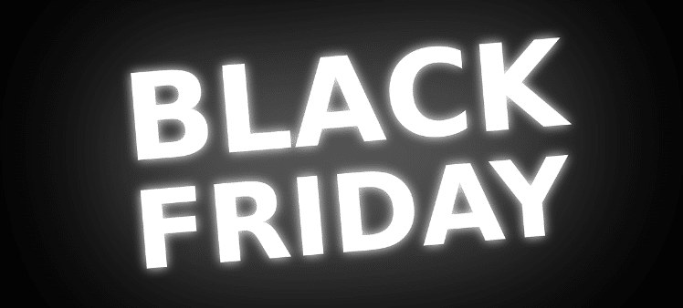 black friday ecommerce seo