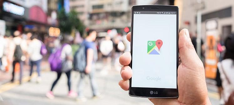 Cómo salir en Google Maps para aumentar la visibilidad de tu negocio