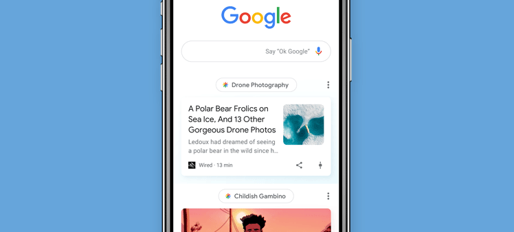 Great methods to gain visibility in Google Discover