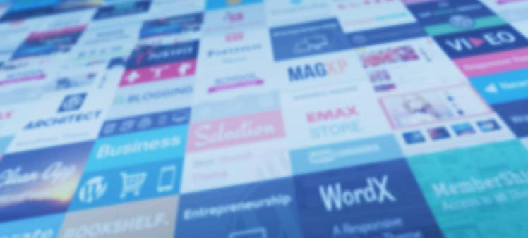 Templates for WordPress