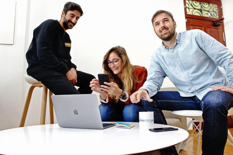 equipo de marketing de contenidos