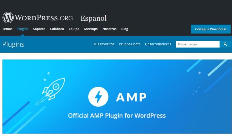 Plugin WordPress AMP Stories