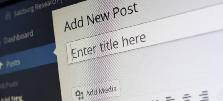 Post contenido SEO para blog