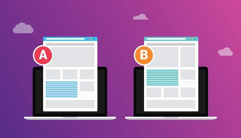 Test A/B en Facebook Ads