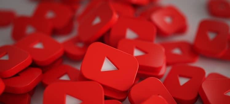 Red Social vídeos YouTube