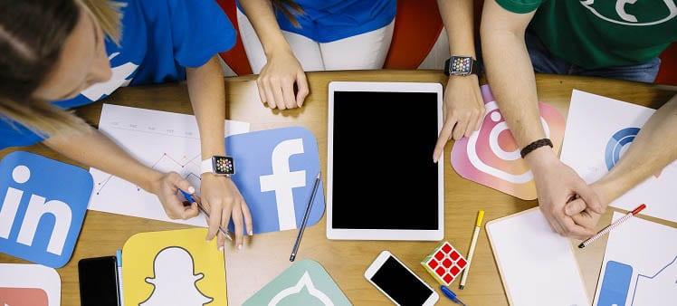 Creación de contenidos de interés para redes sociales