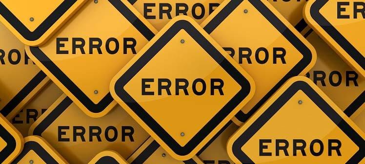 Qué es error 404 not found