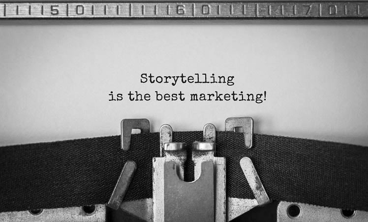 Storytelling digital